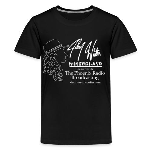 Johnny Winter's Winterland - Kids' Premium T-Shirt