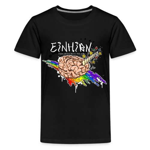 Einhirn - Kids' Premium T-Shirt