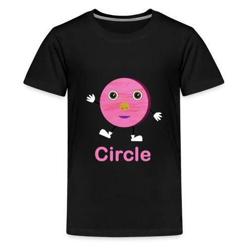 Circle - Kids' Premium T-Shirt