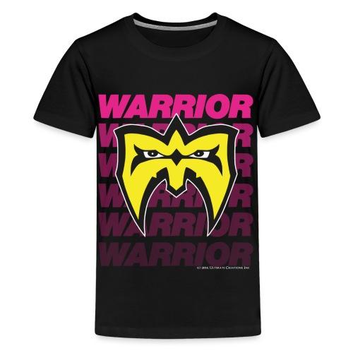 Warrior Vintage - Kids' Premium T-Shirt