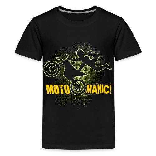 Motocross Maniac - Kids' Premium T-Shirt