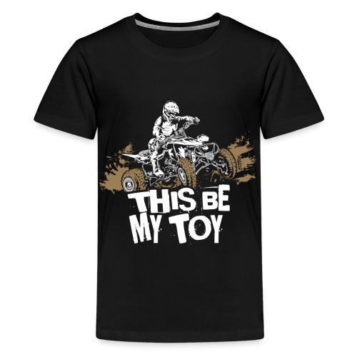 ATV Quad My Toy Racer - Kids' Premium T-Shirt