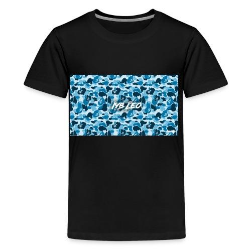 Iyb leo bape logo - Kids' Premium T-Shirt