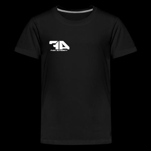 Fuck Authority. - Kids' Premium T-Shirt