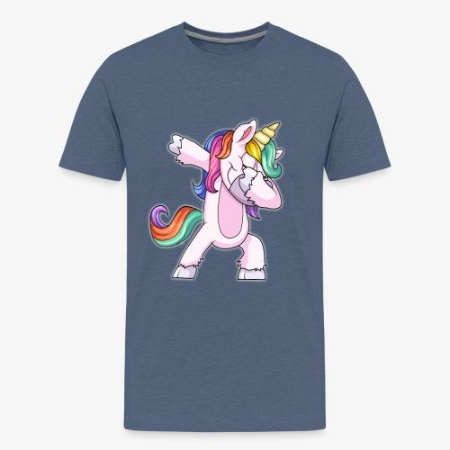 DABBING UNICORN Kid - Kids' Premium T-Shirt