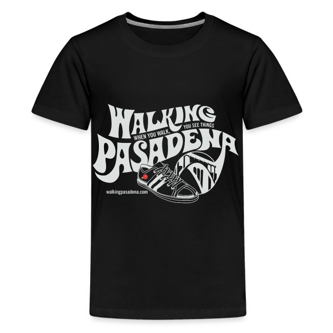 Walking Pasadena Roll-Sleeve Women's T-shirt