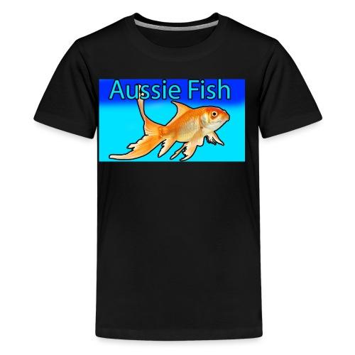 aussie fish - Kids' Premium T-Shirt
