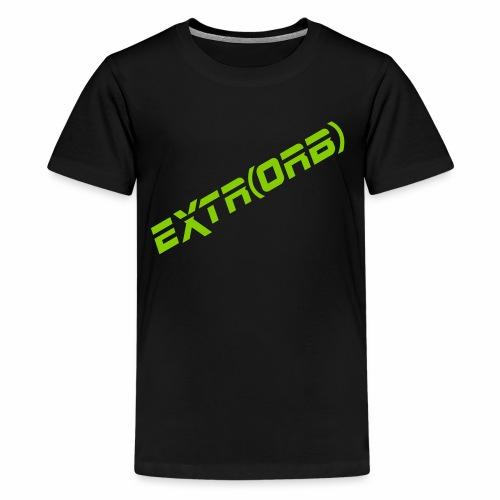 Extrorb Logo - Kids' Premium T-Shirt