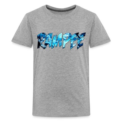 Blue Ice - Kids' Premium T-Shirt