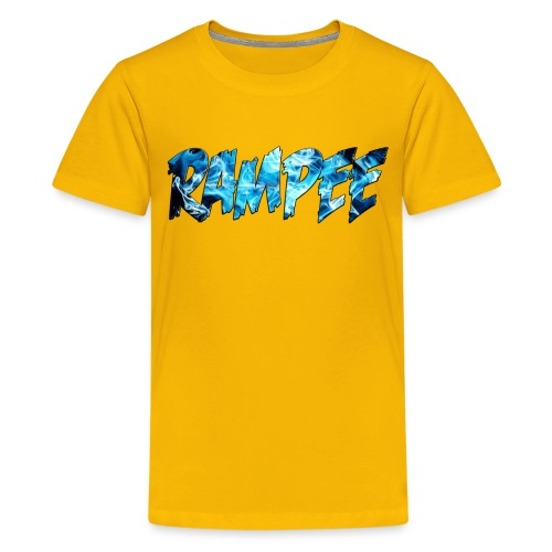 Blue Ice - Kids' Premium T-Shirt