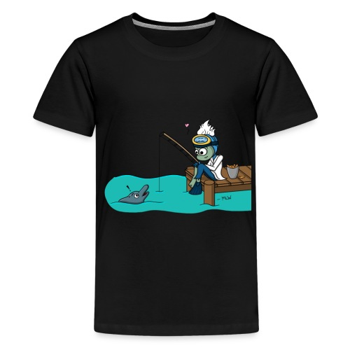Bio love - Kids' Premium T-Shirt