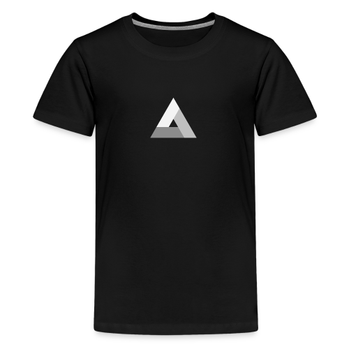 The Power of Three (Tri) - Kids' Premium T-Shirt