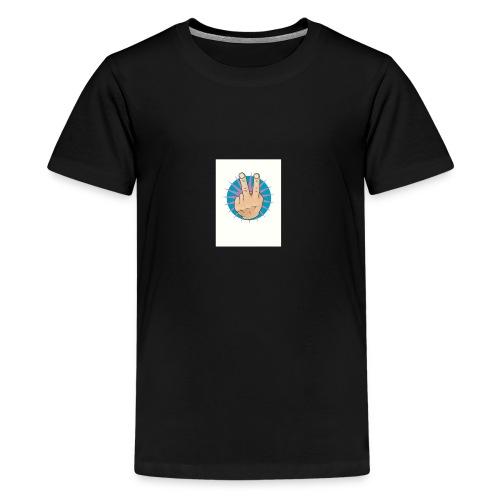 ap 550x550 12x16 1 transparent t u2 - Kids' Premium T-Shirt
