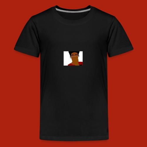 KingKurt's Bad Cartoon - Kids' Premium T-Shirt