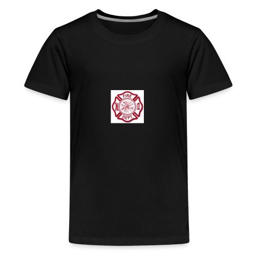 fire dept - Kids' Premium T-Shirt