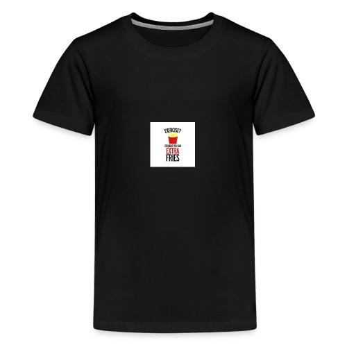 FriesFoLife - Kids' Premium T-Shirt