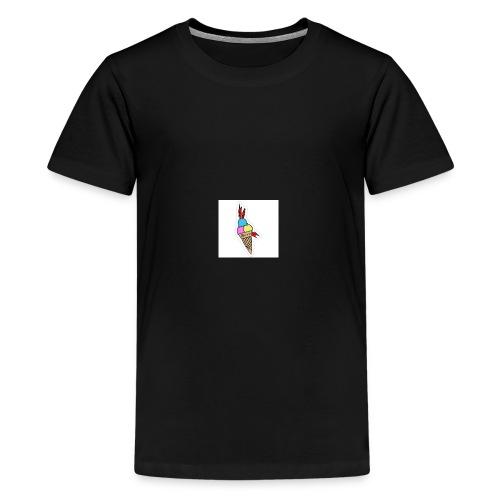 brrr ice cream - Kids' Premium T-Shirt