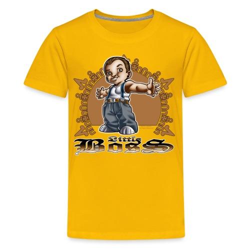 Lil Boss by RollinLow - Kids' Premium T-Shirt