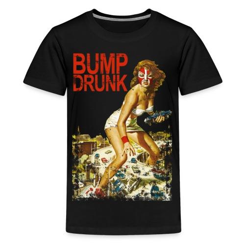 50 Ft Wrestler Women's T-Shirts - Kids' Premium T-Shirt