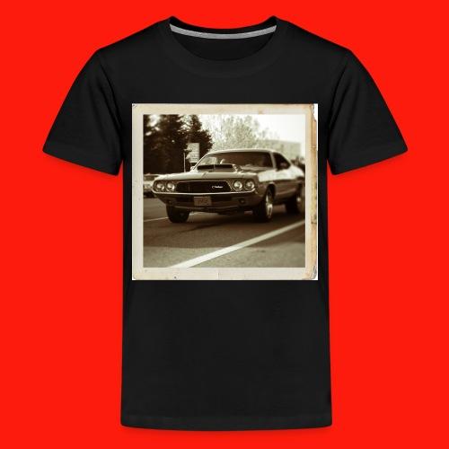 charger Kids' Shirts - Kids' Premium T-Shirt