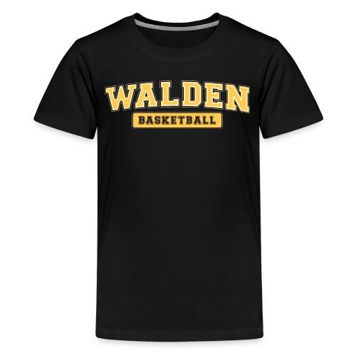 Walden Basketball - Kids' Premium T-Shirt