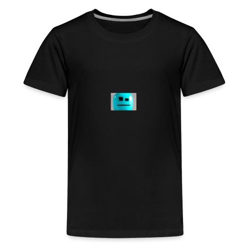 srishan sticbot - Kids' Premium T-Shirt