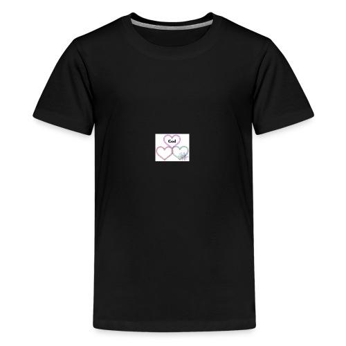 For the love of God - Kids' Premium T-Shirt