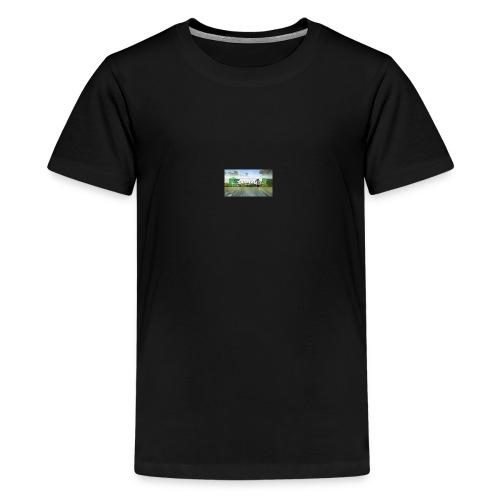 Cool Minecraft72 - Kids' Premium T-Shirt