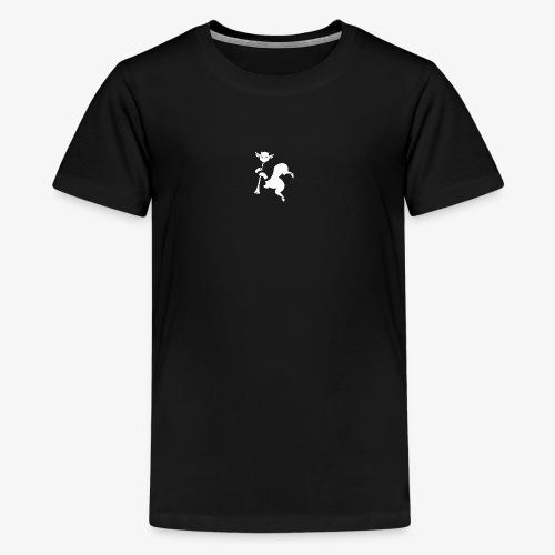 imagika white - Kids' Premium T-Shirt