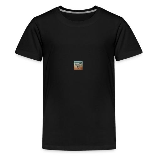 Trickshootz Official T-Shirt - Kids' Premium T-Shirt