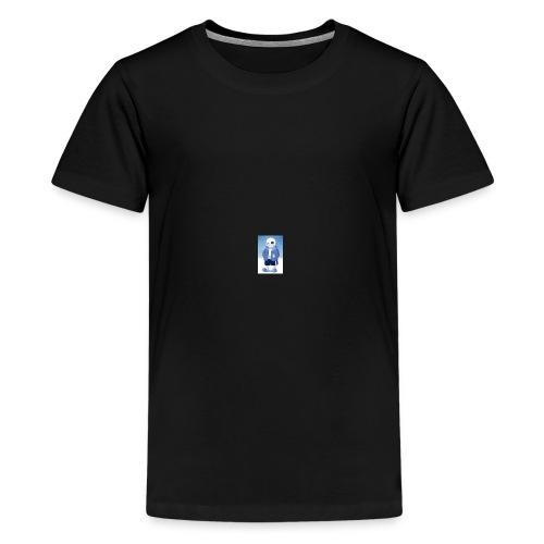 Sans Shirt Made By Brayden - Kids' Premium T-Shirt