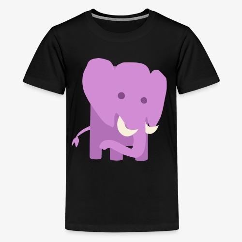 Elephant - Kids' Premium T-Shirt