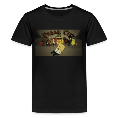 Freak City Characters - Kids' Premium T-Shirt