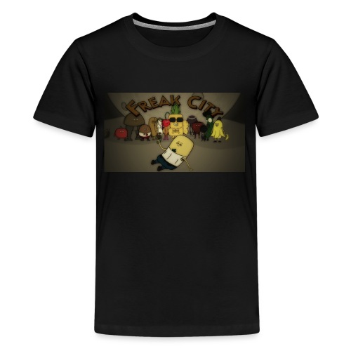 Freak City Characters - Kids' Premium T-Shirt