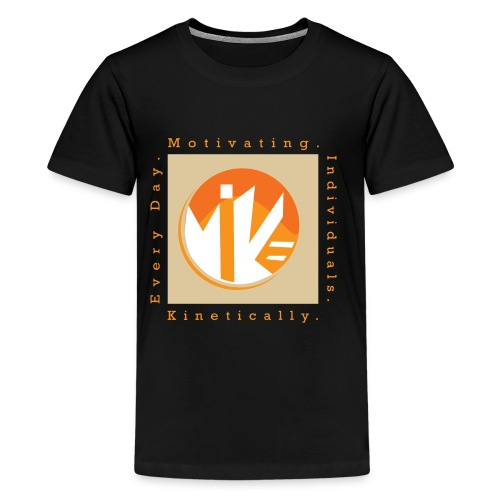 M.I.K.E Motivating Individuals - Kids' Premium T-Shirt