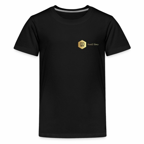 Golden Road2 Glory Badge - Kids' Premium T-Shirt