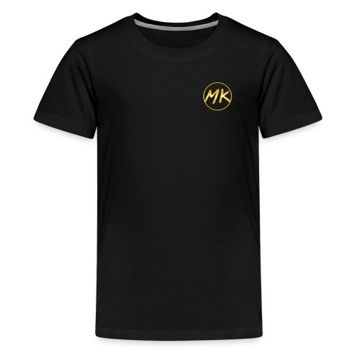 24MK OG (Black Tee-Shirt) - Kids' Premium T-Shirt