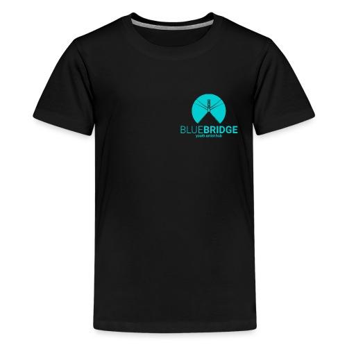Blue Bridge - Kids' Premium T-Shirt