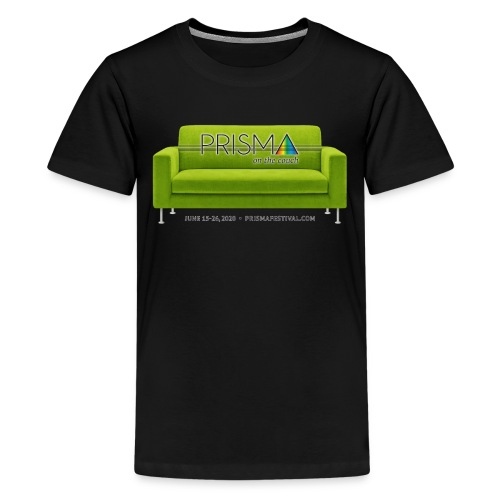 Green Couch - Kids' Premium T-Shirt
