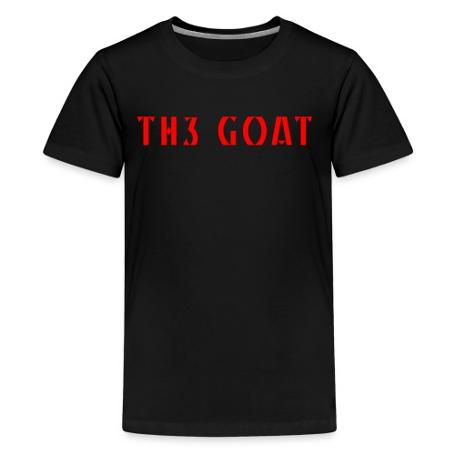 GREEK GOAT - Kids' Premium T-Shirt