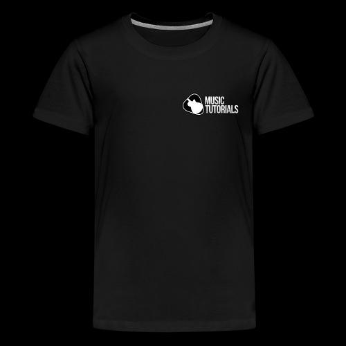 Music Tutorials Logo - Kids' Premium T-Shirt