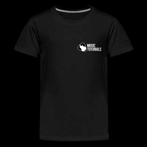 Music Tutorials Logo - Kids' Premium T-Shirt
