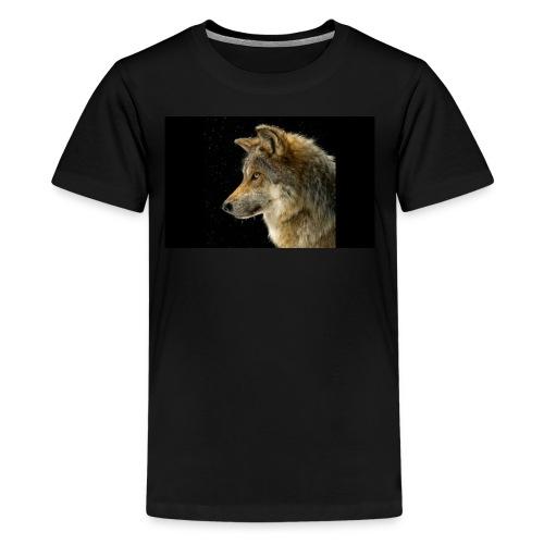 Oficaial wolf shirt - Kids' Premium T-Shirt
