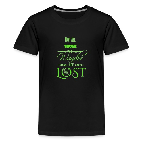 LTBA Wander - Kids' Premium T-Shirt