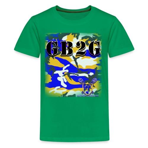 GB2G - Kids' Premium T-Shirt
