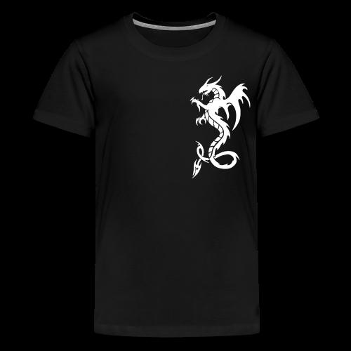 Light Dragon - Kids' Premium T-Shirt
