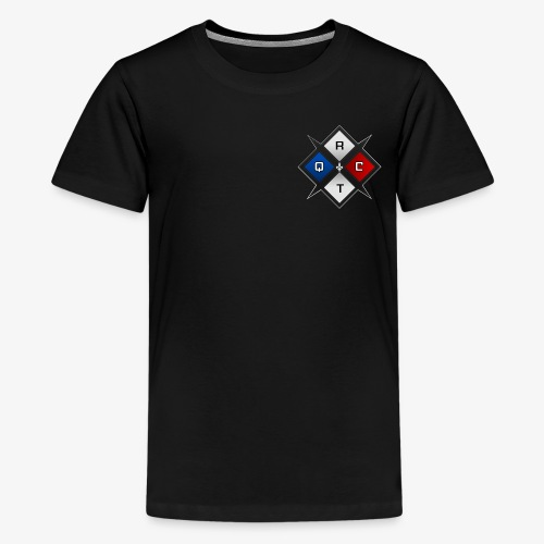 RTQC Logo - Kids' Premium T-Shirt