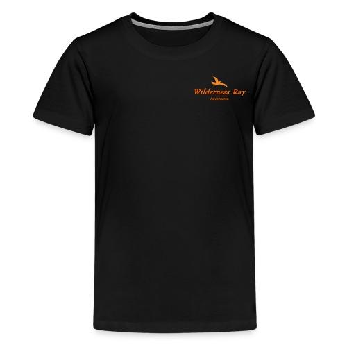 Wilderness Ray Adventures - Kids' Premium T-Shirt