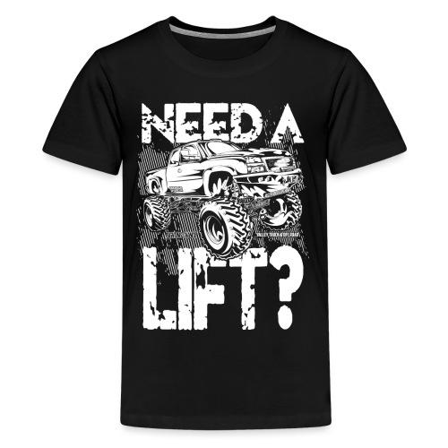Truck Need a Lift - Kids' Premium T-Shirt