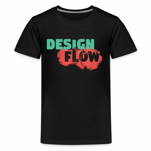 The Designflow Shirt - Kids' Premium T-Shirt